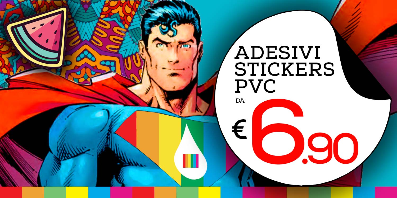 Adesivi PVC Stickers